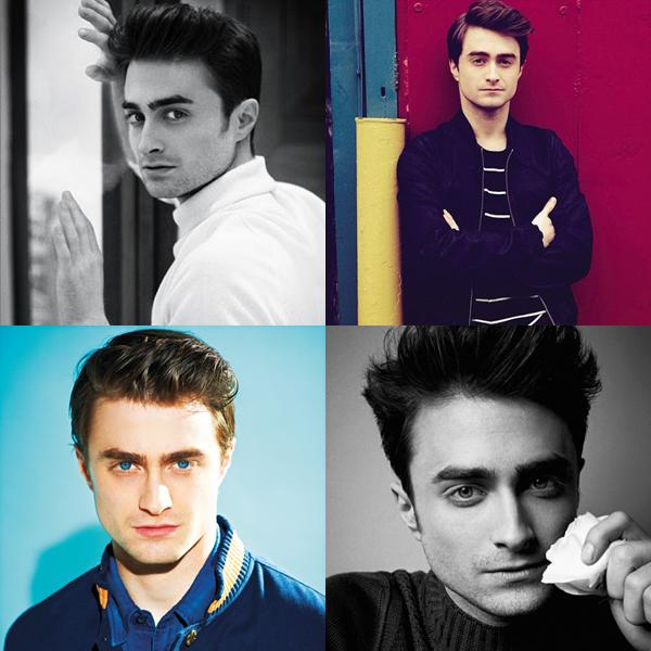 Aujourd'hui je vais me pencher sur l'évolution de Daniel Radcliffe ( Harry Potter dans la saga). Je trouve qu'il a beaucoup changer tout en gardant la même bouille ! Vous en pensez quoi ?