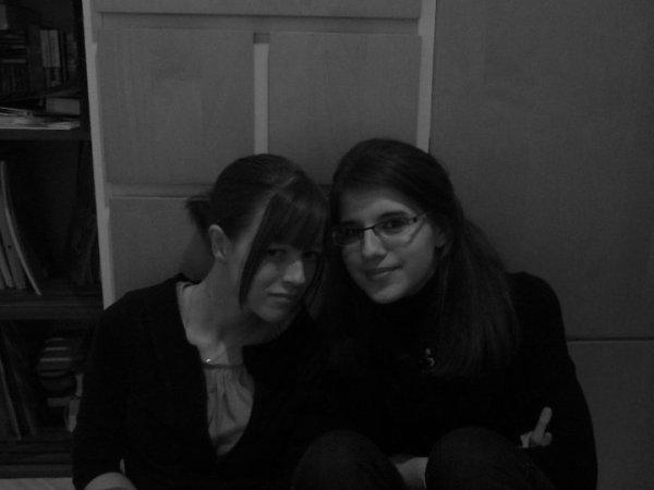 Une amitié en OR! <3
