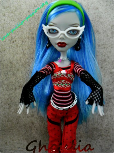 ~Ghoulia Yelps~