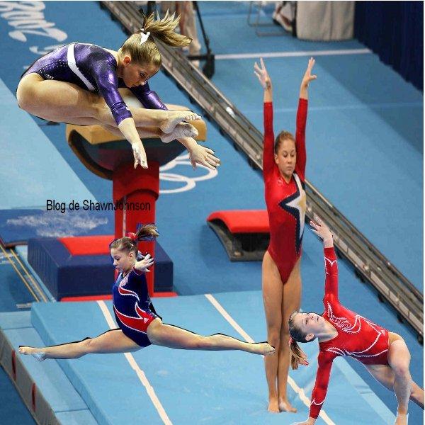 Olympiades à Pékin