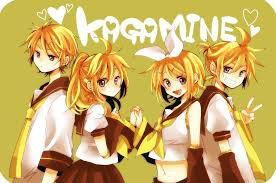 La famille kagamine