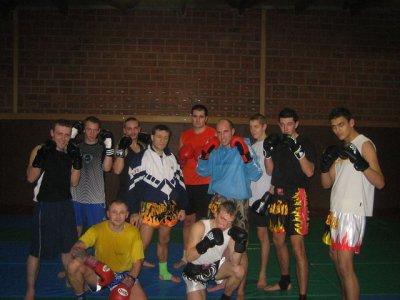 mon club de boxe thai