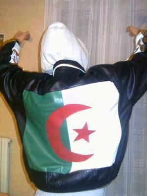 MA VESTE ALGERIE!!!!!!!!!!