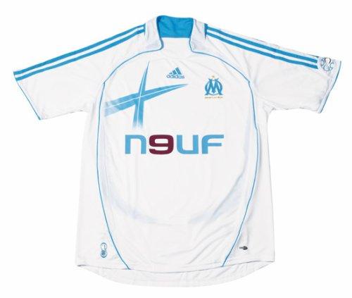Olympique de Marseille!!!!!!!!!!IL est pa bo goss l maillo 2l'om!!!!!!