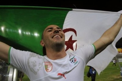 """YEBDA NOTRE SAUVEUR DE L'EQUIPE NATIONALE """"DES FENNECS""""DE L'ALGERIE!!!!!!!!!"""