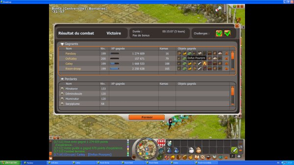 Drop Dofus Pourpre ;)