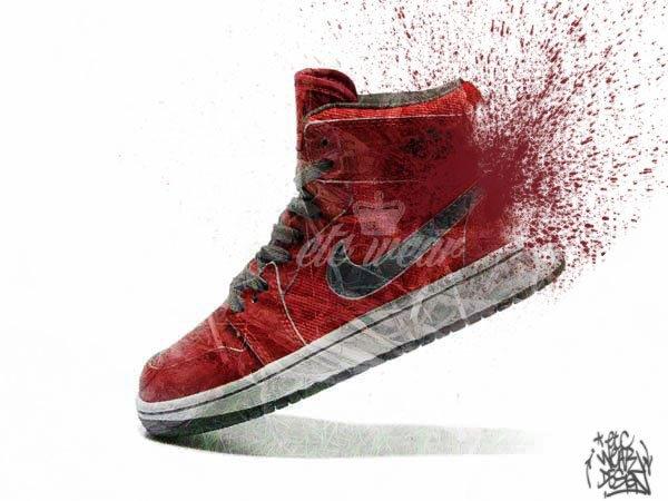 Nike explosion