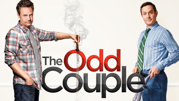 "Nouvelle série ""The Odd Couple"" avec Matthew Perry !"
