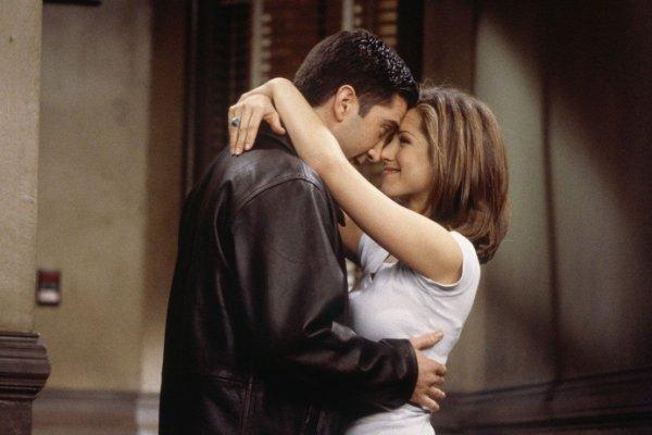 Ross et Rachel : Best couple EVER !!!