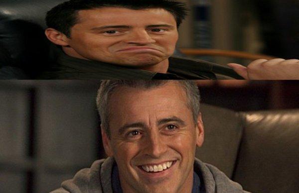 Joey (avant / après) !!