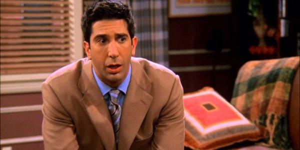 Ross choqué apprend qu'il sera papa ! Des Barres de rires garanties !!!