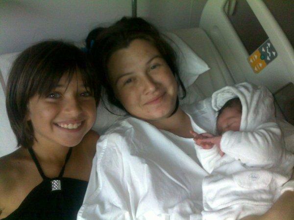 moi mon fils et ma soeur