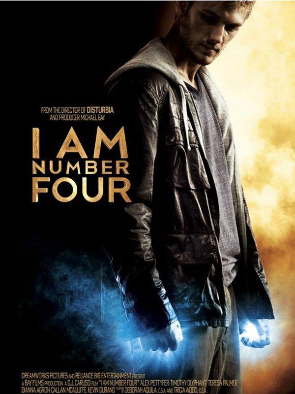 Numero Quatre (un film que j'apprécie beaucoup)