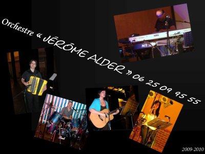 """orchestre """"JEROME ALDER""""  Prestation Orchestre en LIVE..."""