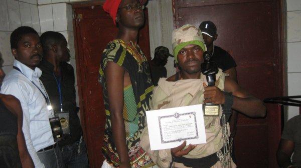 Mboa hiphop Awards 2010