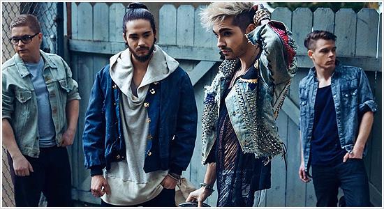 Le yaoi vous fait rêver ? Tokio Hotel vous émeut ? ... Moi aussi !