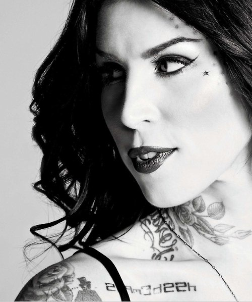 Les tatouages - By Kat Von D