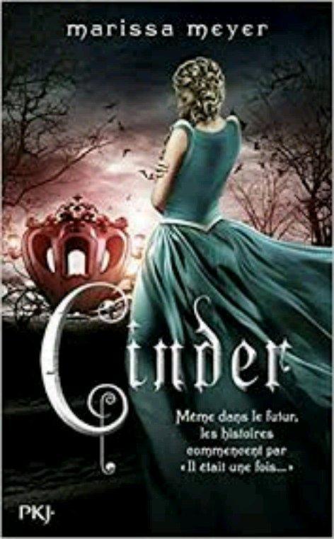 Rapport lecture n°1 : Cinder de Marissa Meyer