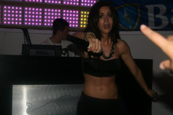 Duffye Ne Koncerrtt :))) thx blogu Dafina-binalinda <3