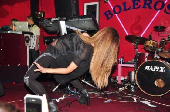 Dafina koncert ne Bolero