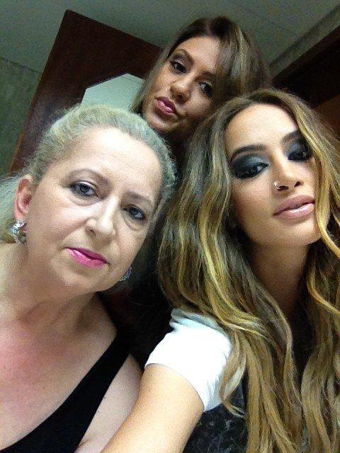 Familja Zeqiri :) Tringa , Melihate and Dafina Zeqiri <3