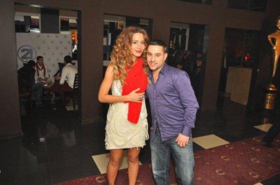 Dafina ne Op Labi Party 4 :)