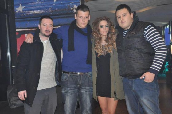 Dafina Zeqiri , Cekic and Aga Sound