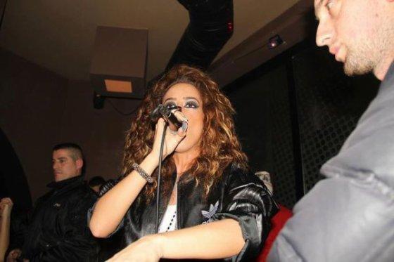 Dafina Zeqiri ne Koncert !