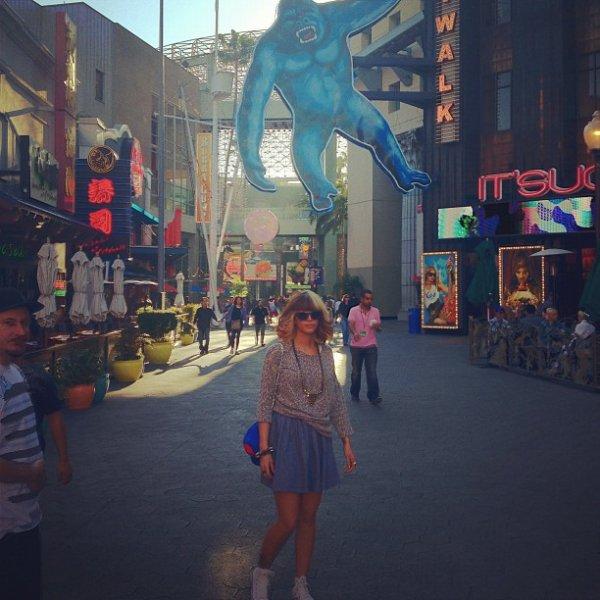 Universal Studios.. Havin too much fun, I 💚 LA !!