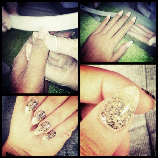 Vogua Nails! Thank u Tina, Love them!!