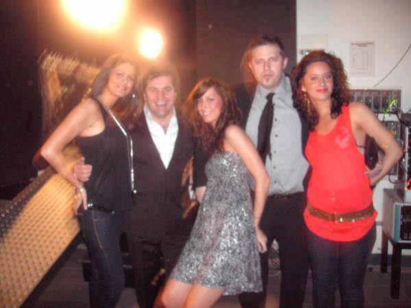 Tringa, Afrimi, Besa, Dafina dhe nje shok i tyre !