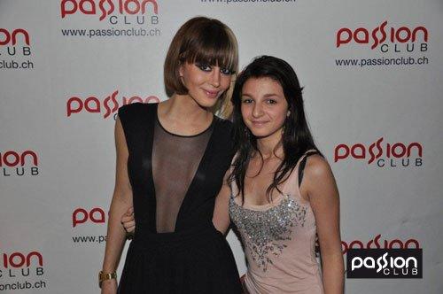 Dafina Me Fansa ne PassionClub ne Zvicer !!