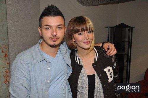 Dafina Me Fansa dhe me DJ Cekic !!