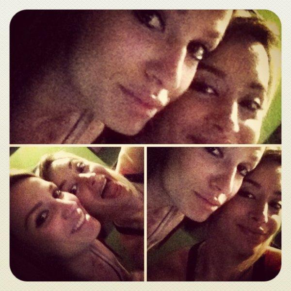Dafina & Fllanza <3
