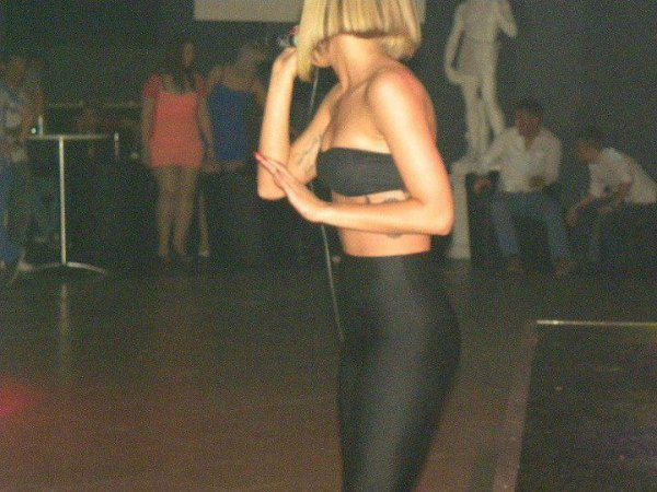 Dafina Koncert ne Zvicer Ne Duplex !!