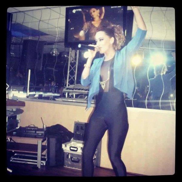 Dafina ne Koncert !!