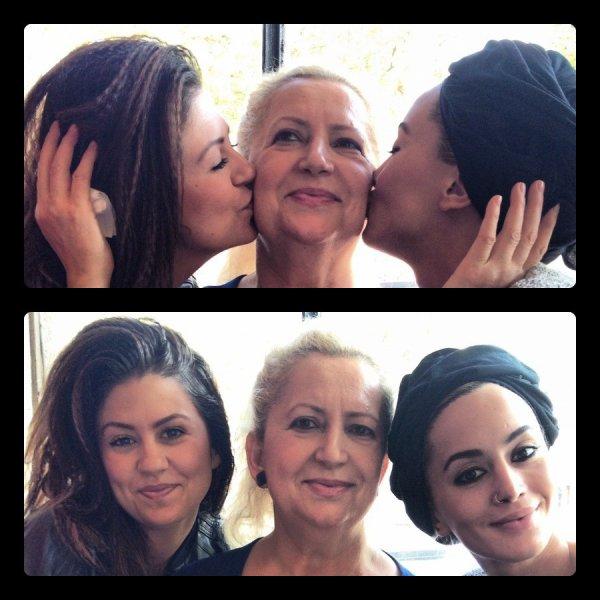 Tringa, Melihate & Dafina Zeqiri !! <3<3<3