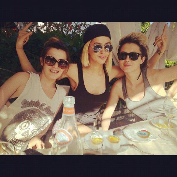 Duffy'e, Rezarta & Lia <3<3