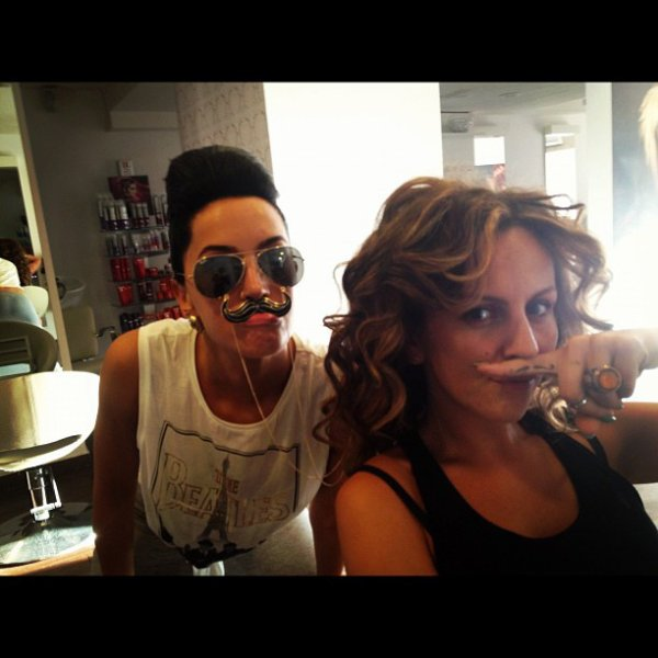 Dafina & Adriana <3