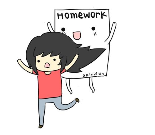 il doit y avoir un jour où qu'on doit arrêter de reporter nos devoirs au lendemain ..
