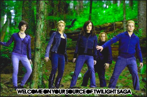 """Welcome on My Blog - """"- C'est parti ! - Ouais... Tu sais tout le monde nous regarde. - Pas lui en tout cas ! Ah ça y est il nous regarde. De toute façon j'ai brisé toute les règles, quitte à finir en enfer. [Il met son bras autour des épaules de Bella]"""""""