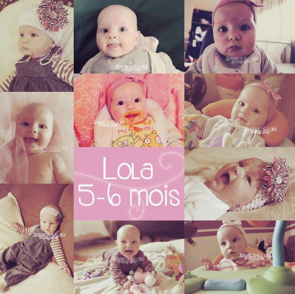 .: LOLA 5-6 mois :.