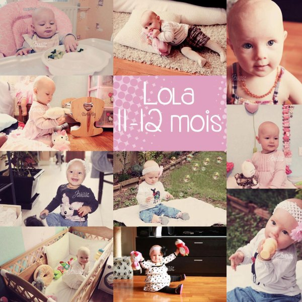 .: LOLA 11-12 mois :.