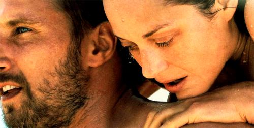 ●●Marion dans le film De Rouille et d'os de Jacques Audiard.