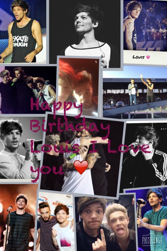 Happy Birthday Louis ❤️