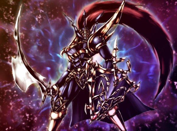 soldat du lustre noir mode dark