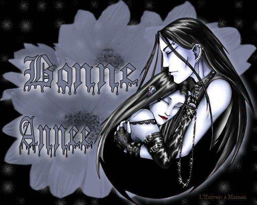BONNE ANNEE A TOUS.