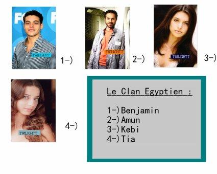 """"""" Les Clans Sont aux complets """" Twilight facebook ."""