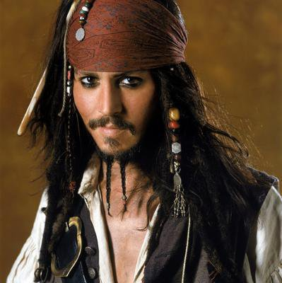 Le Capitaine Jack Sparrow ♥