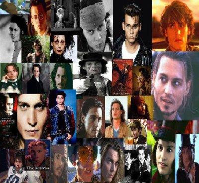 Johnny Depp en toute splendeur !